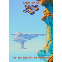 Like It Is Yes At The Bristol Hippodrome 1 Blu ray