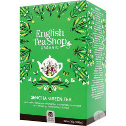 English Tea Shop Sencha Green Tea 20 zakjes