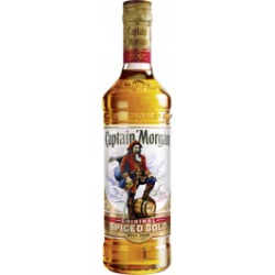 Captain Morgan Original Spiced Gold 0 7 ltr