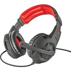 Trust GXT 310 Gaming Headset On Ear (21187)