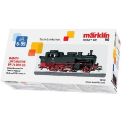 Märklin Tenderlokomotive »Märklin Start up BR 74 DB Wechselstrom 36740« Spur H0