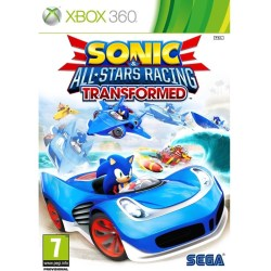 Sonic All Stars Racing Transformed Microsoft Xbox 360 Rennspiel PEGI 7