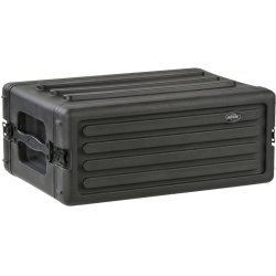 SKB Roto Molded 4 HE flaches Rack 483x178x272 mm