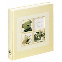Walther Sweet Things 28x30 5 60 Seiten Baby Buch UK174