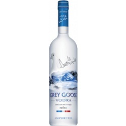 Grey Goose Vodka 0 7 L 40 vol