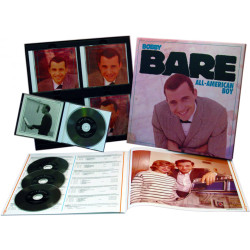 Bobby Bare The All American Boy (4 CD)