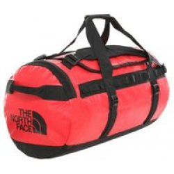 The North Face Base Camp Duffel (Rot)