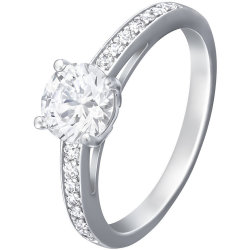 Swarovski Damenring Attract 5032923