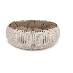 Curver Cozy Pet Bed Ø 50 cm