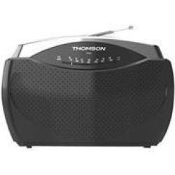 Thomson RT222 Radio Charcoal Grey