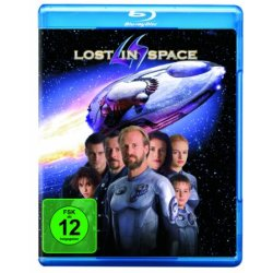 Lost in Space Blu ray