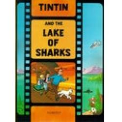 Tintin and the Lake of Sharks by Herge (Paperback 2002)