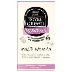 Multi Woman 60 Tabs Royal Green