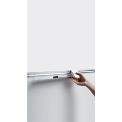 BI Office Whiteboard NewGeneration Maya 150 x 100cm lackiert Aluminiumrahmen