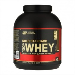Optimum Nutrition 100 Whey Gold Standard Double Rich Chocolate Pulver