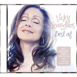 Vicky Leandros BEST OF CD