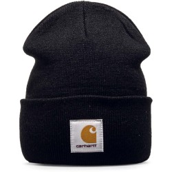 Beanie Watch Acrylic Black