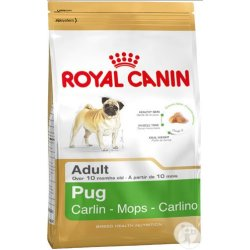 Royal Canin Breed Health Nutrition Hund Pug Adult Trockenfutter 1 5kg
