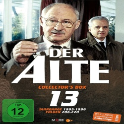 Der Alte Collectors Box Vol.13 DVD