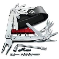 VICTORINOX SwissTool X Plus Multitool 115 0 mm
