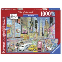 Ravensburger Cities of the World New York 1000 Teile Puzzle Ravensburger 19732