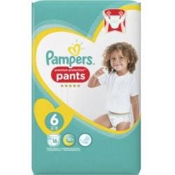 Pampers Premium Protection Pants Gr. 6 Extra large 15 kg