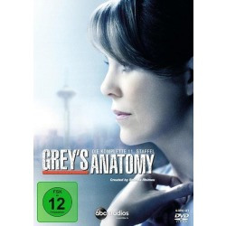 Greys Anatomy 11. Staffel DVD
