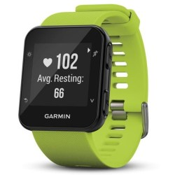 GARMIN Forerunner 35 Fitnesstracker limelight