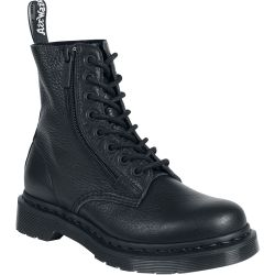 Dr. Martens 1460 Pascal With Zip Black Aunt Sally Boot schwarz