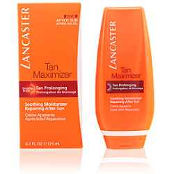 Lancaster Tan Maximizer Soothing Moisturizer (Face Body) (125 ml)