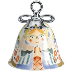 Alessi Weihnachtsglocke Holy Family Maria MW40 2 von Marcel Wanders