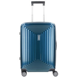 Samsonite Neopulse Spinner 55 20 Metallic Blue