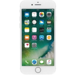 Apple iPhone 7 128GB Silber 11 94cm (4 7 ) Retina HD Display iOS 10 A10 12MP Wasserdicht