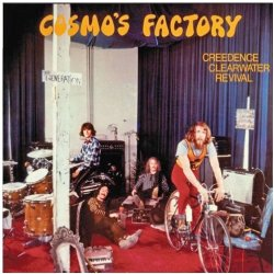 Creedence Clearwater Revival Cosmos Factory (40th Ann.Edition) CD