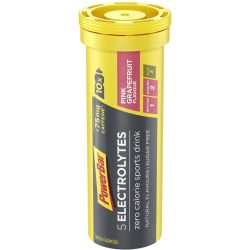 PowerBar 5 ELECTROLYTES Sports Drink pink Grape