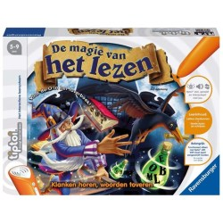 Ravensburger Tiptoi the magic of reading