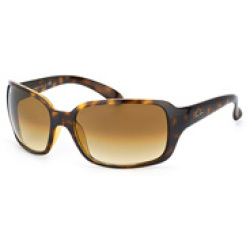 Ray Ban RB4068 710 51 60 shiny havana brown gradient