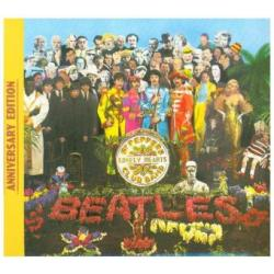 Sgt. Pepper's Lonely Hearts Club Band (Anniverary Edition)