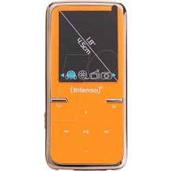 INTENSO 3717465 MP3 Player 8GB orange