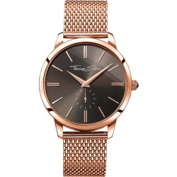 Thomas Sabo Herrenuhr grau WA0177 265 206 42 MM