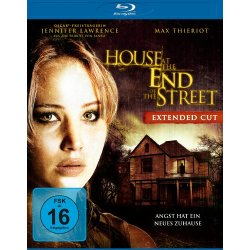House at the End of the Street Extended Cut Blu ray