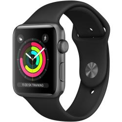 Apple Watch Series 3 GPS Aluminiumgehäuse mit Sportarmband 38mm