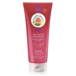 GINGEMBRE ROUGE gel douche dynamisant 200 ml