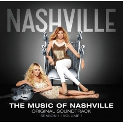 VARIOUS The Music Of Nashville Original Soundtrack CD
