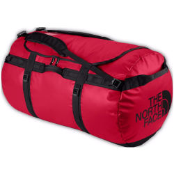 The North Face Base Camp Duffel S Reisetasche Volumen 50 tnf red tnf black