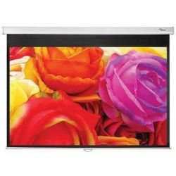 Optoma DS 1095PMG 95 inch projector screen