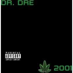 Dr. Dre Chronic 2001 CD