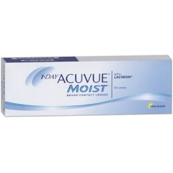 Acuvue 1 Day Acuvue Moist (1x30) 14.2 DIA 9 BC 01.00 DPT