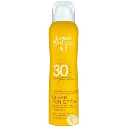 Louis Widmer Clear Sun Spray SPF30 Ohne Parfum 125ml