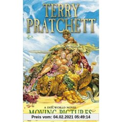 Moving Pictures A Discworld Novel